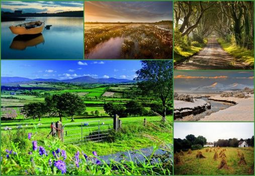 Theme: Northern Ireland - larger