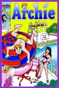 Archie #451 Summer Fun