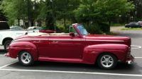 Nice Ford Convertible for mr 51