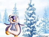PUZZLE - Happy Feet At Christmas