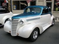 '38 Chevy Coupe