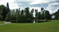 V zámeckém parku Velké Losiny