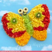 Fruit Butterfly