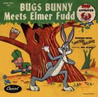 Bugs Bunny original comic