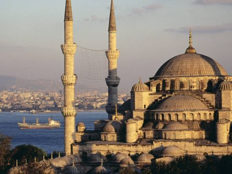 Blue Mosque - Turkey