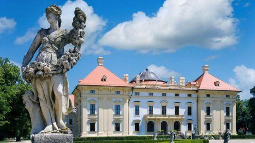 Zámek Slavkov - Morava