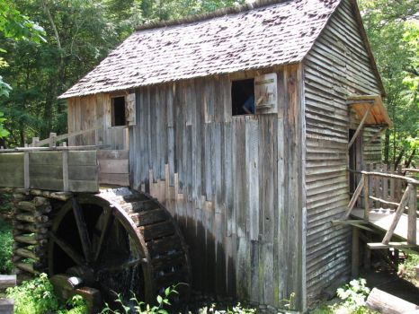 Great Smoky Mountains Mill