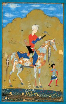 Persian miniature III