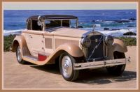 1930 Castagna Isotta-Fraschini Tipo-8A-SS Cabriolet