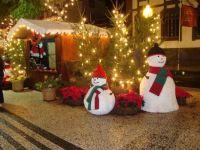 Funchal Madeira at Christmas
