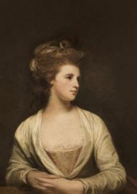 Emily, Young Woman Vintage Portrait