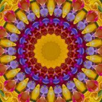kaleidoscope 344 colours very large