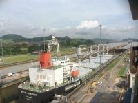 Canal de Panamá en Miraflores