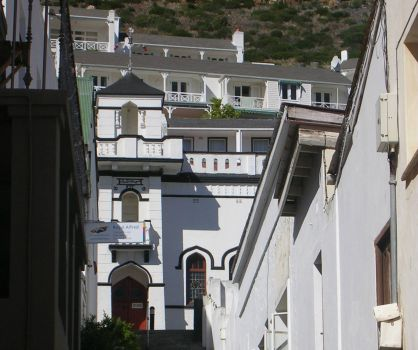 Mosque Street, Simon's Town, South Africa