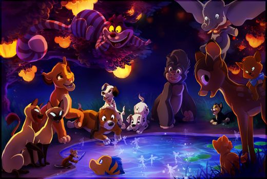 the_gathering_of_disney_by_tamberella-d3gd6bd
