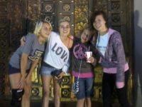 Four Sweet Girls
