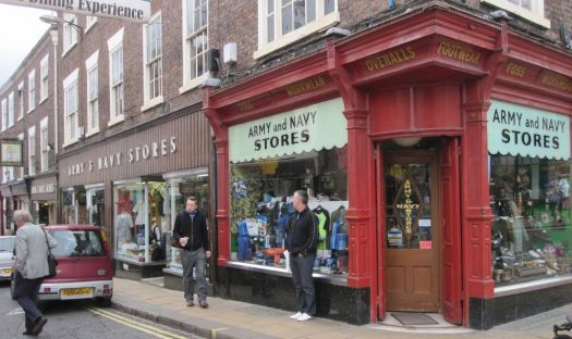 York Army & Navy Stores