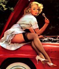 gil-elvgren-pinup_car_mechanic