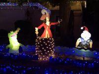 Disney Christmas Display