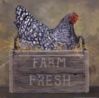 Farm Fresh Chicken... ?