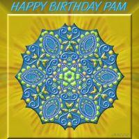 HAPPY BIRTHDAY PAM (GOGOGO)