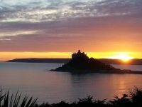 St Michael's Mount,Cornwall