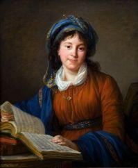 1797 Princess Natalia Ivanovna Kourakia Louise Élisabeth Vigée-Lebrun