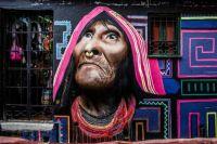 4  ~  'Bogota Colombia Mural'