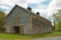 Renovating Barn
