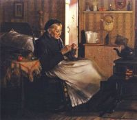 John George Brown - Home Comforts