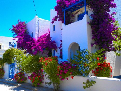 Spectacular, colorful Greece!