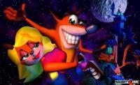 Crash Bandicoot and Tawna Bandicoot (very large)