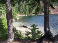 Washington State Lake Vahalla