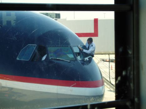 US Airways pilot