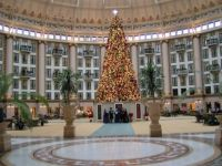 Christmas at West Baden Springs Hotel