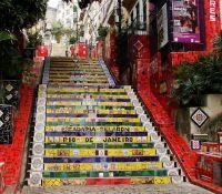 Selaron Stairs - Rio de Janeiro, Brasil
