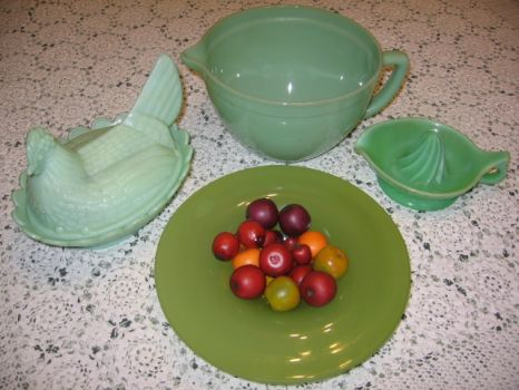 Green Items