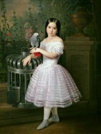 Rafaela Flores Calderón - c. 1842