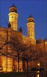 The Main Synagogue, Budapest