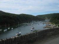 Solva harbour. UK