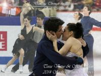 Sochi 2014 Figure Skating - Tessa Virtue & Scott Moir