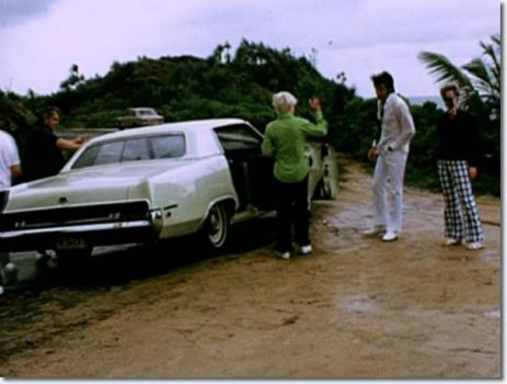 Elvis in Hawaii 1969