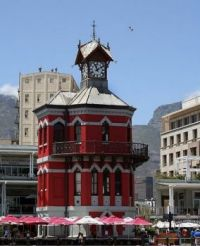 Clock Tower - Cape Town
