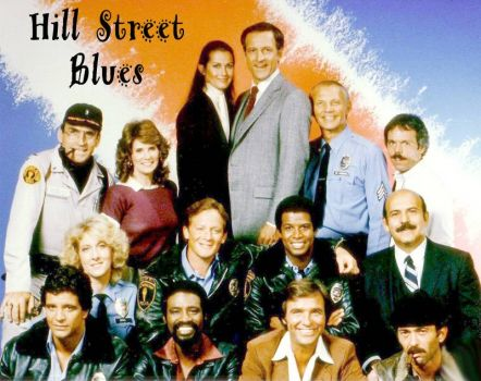 his favourite Hill Street Blues
