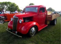 '37 Chevrolet One Ton Flatbed