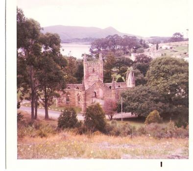 Church ruins, Port Arthur, Tasmania