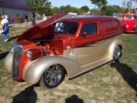 Chevy Sedan Delivery Street Rod