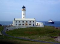 Fair Isle Lighthouse