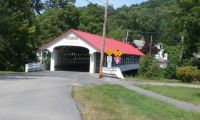 Ashuelot NH covered bridge