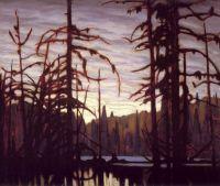 Beaver Lake by Lawren Harris